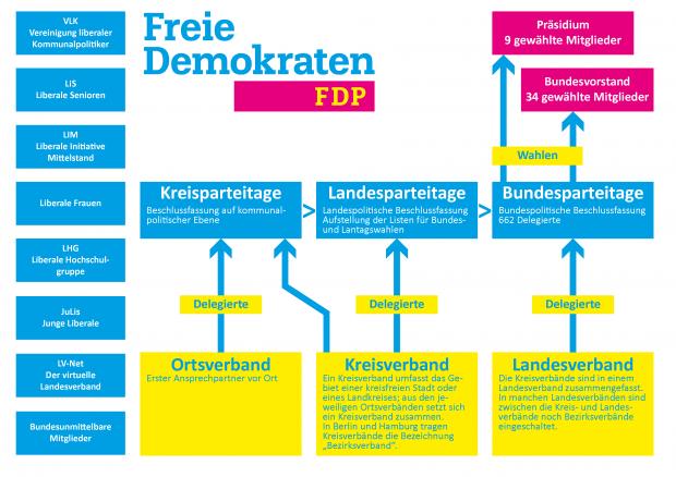 FDP Struktur