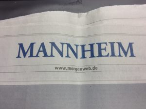Der MM berichtet über die Position der FDP in Mannheim