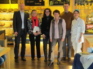 Stark vor Ort: Die FDP-Fraktion besucht die Justus-von-Liebig-Berufsschule