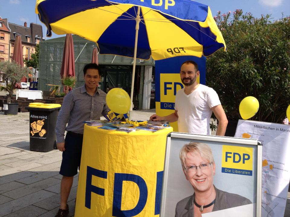 FDP Neckarstadtfest