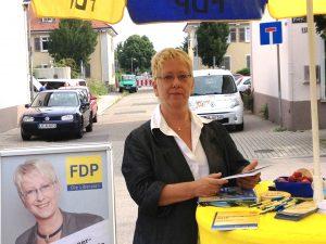 Bürgersprechstunde Gartnstadt 2013