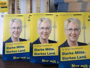Unsere Bundestagsabgeordnete: Dr. Birgit Reinemund
