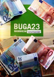 Großprojekt BUGA: Der Kostenrahmen muss eingehalten werden