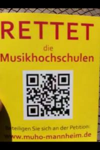 Von Kürzungen bedroht: die Musikhochschule Mannheim