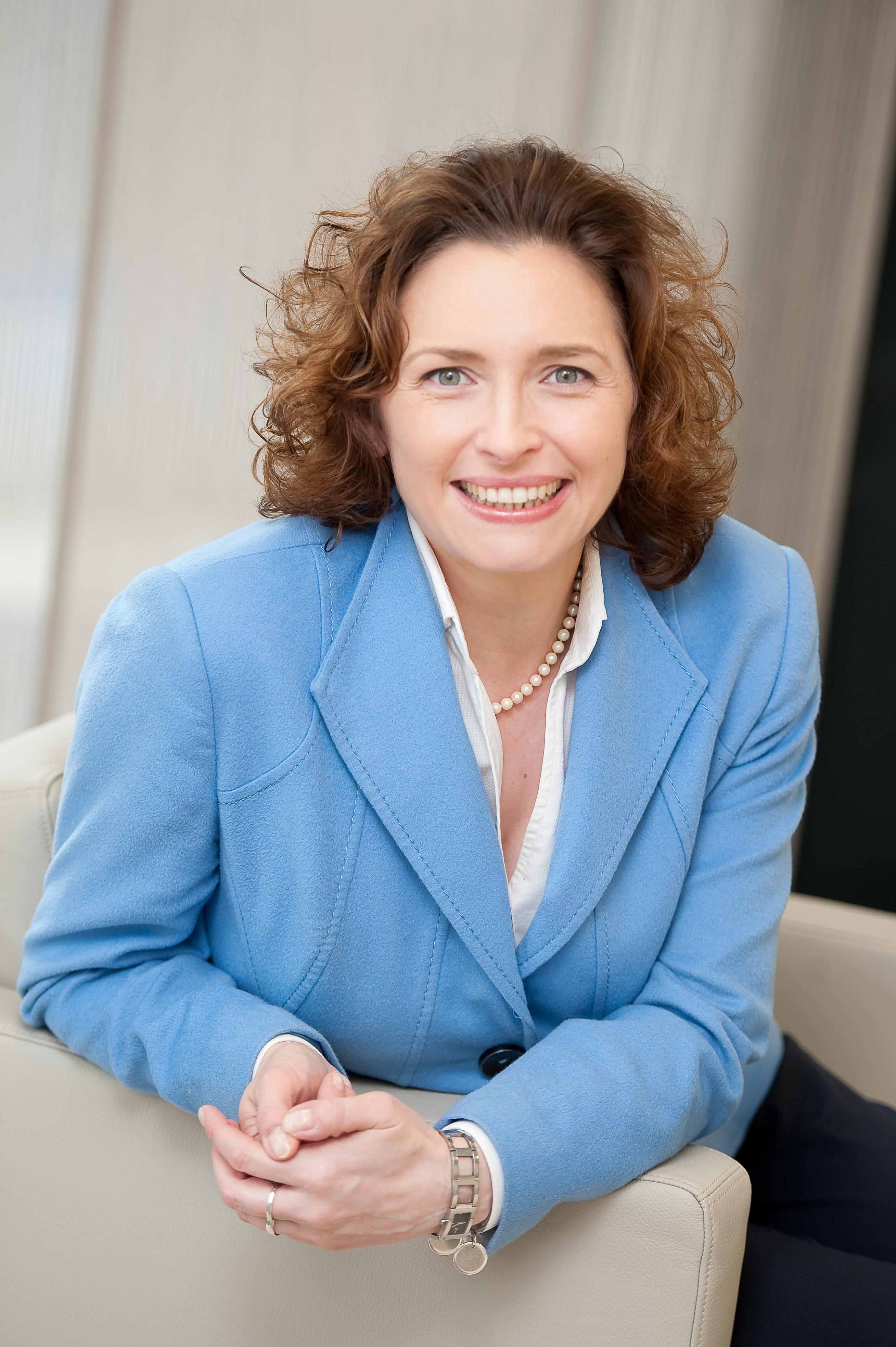 Nicola Beer, die neue FDP-Generalsekretärin