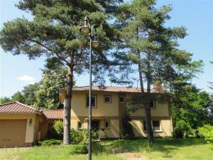 Waldsiedlung mit einzigartigem Baumbestand