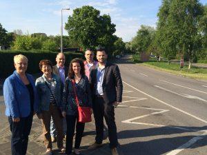 """Die FDP-Fraktion plädiert für eine Prüfung der Straßenführung über die Dudenstraße - allerdings ohne den """"Flyover"""""""