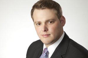 Der neue FDP Bezirksbeirat für Wallstadt Sebastian Blaß