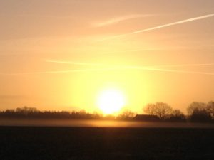 SonnenaufgangNorddeutschland