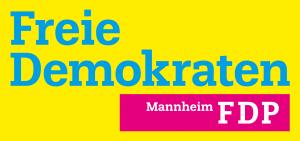 FDP Mannheim Logo RGB