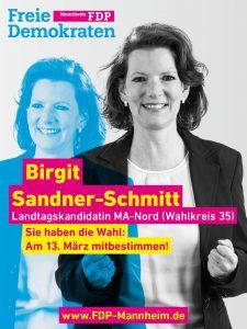 Birgit Sandner-Schmitt