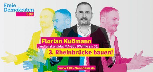 Florian Kußmann: 3. Rheinbrücke bauen!