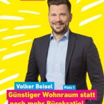 1. Volker Beisel, 42, aus Neuhermsheim, Immobilienkaufmann