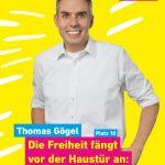 10. Thomas Gögel, 48, aus Käfertal, Managing Consultant