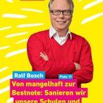 11. Ralf Busch, 61, aus Seckenheim, Apotheker