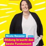 6. Nicole Roeseler, 46, aus Feudenheim, Schreinerin