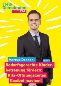 7. Marcus Dannehl, 28, aus der Schwetzingerstadt, Student