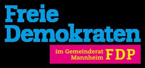 Freie Demokraten im Gemeinderat Mannheim Logo